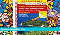 Ebook Best Deals  Slovenia/Croatia/Bosnia Marco Polo Road Atlas  Most Wanted