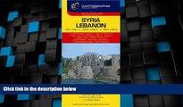 Buy NOW  Syria, Lebanon = Syrie, Liban = Syrien, Libanon = Sziria, Libanon (Country Map)  READ PDF