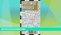 Big Sales  Streetwise Brussels Map - Laminated City Center Street Map of Brussels, Belgium