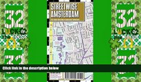 Buy NOW  Streetwise Amsterdam Map - Laminated City Center Street Map of Amsterdam, Netherlands