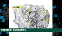 Buy NOW  Crumpled City Map-Paris  Premium Ebooks Best Seller in USA