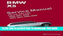 Best Seller BMW X5 (E53) Service Manual: 2000, 2001, 2002, 2003, 2004, 2005, 2006 Free Read