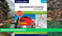 Best Deals Ebook  The Thomas Guide 2008 Sacramento County, California Street Guide (Sacramento