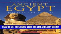 [FREE] EBOOK Cultural Atlas of Ancient Egypt, Revised Edition (Cultural Atlas Series) BEST