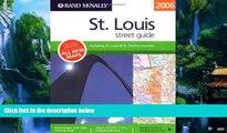 Best Buy Deals  Rand McNally 2006 St. Louis Street Guide (Rand McNally Streetfinder)  Best Seller