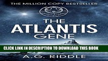 Best Seller The Atlantis Gene: A Thriller (The Origin Mystery, Book 1) Free Download