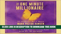 [PDF] The One Minute Millionaire: The Enlightened Way to Wealth [Full Ebook]