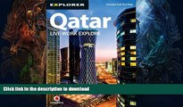 FAVORITE BOOK  Qatar Complete Residents  Guide, 3rd: Live Work Explore (Explorer - Residents