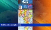 Deals in Books  Rand McNally World: Cosmopolitan Series Wall Map (Cosmopolitan Wall Maps)  READ