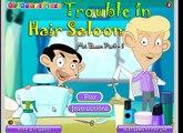 Mr Bean the Animated Series | Mr Bean Cartoon | Hair Saloon Trouble