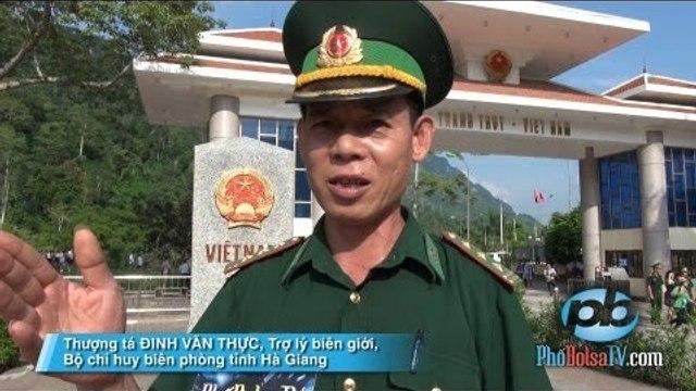 Thượng tá Đinh Văn Thực nói về tình hình biên giới Việt - Trung hiện nay