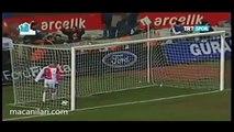 27.02.2003 - 2002-2003 UEFA Cup 4th Round 2nd Leg Beşiktaş 4-2 SK Slavia Prag