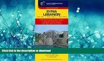 EBOOK ONLINE  Syria, Lebanon = Syrie, Liban = Syrien, Libanon = Sziria, Libanon (Country Map)