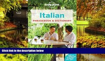 Must Have  Lonely Planet Italian Phrasebook   Dictionary (Lonely Planet Phrasebook and