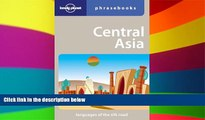 Ebook deals  Central Asia: Lonely Planet Phrasebook  Most Wanted