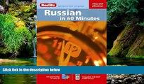 Ebook deals  Russian in 60 Minutes (Berlitz in 60 Minutes)  Buy Now