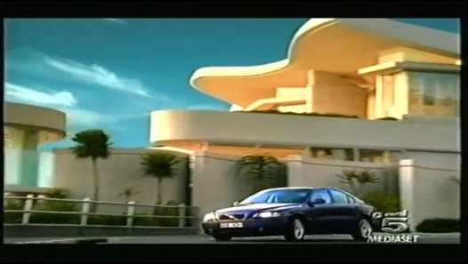 Volvo S60 D5 Spot  2001
