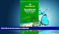 READ PDF Michelin THE GREEN GUIDE Antilles Guadeloupe/Martinique, 1e PREMIUM BOOK ONLINE