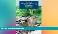 Ebook Best Deals  Hiking, Cycling, and Canoeing in Maryland: A Family Guide  Buy Now
