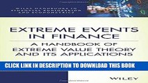 [PDF] Extreme Events in Finance: A Handbook of Extreme Value Theory and its Applications (Wiley