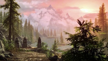 Skyrim Remastered Gameplay Trailer (PS4, Xbox One, PC) de The Elder Scrolls V: Skyrim Special Edition
