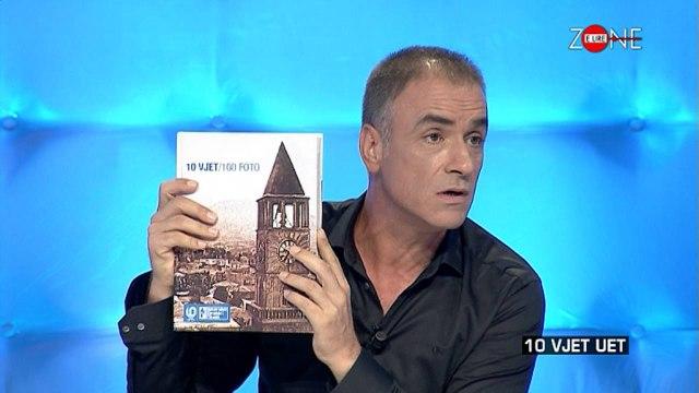 Zone e lire - 10 vjet UET, 10 pyetje! (16 shtator 2016)