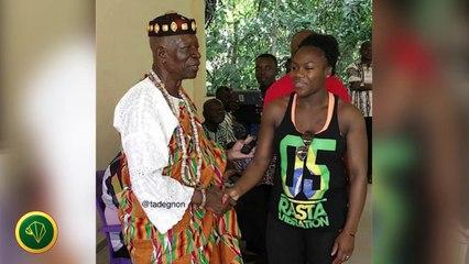 Interview de Clarisse AGBEGNENOU sur Africa Top Sports