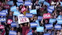 Etats-Unis: Clinton dans l'Ohio, Trump dans l'Iowa
