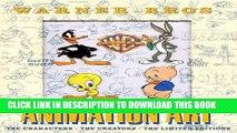 Best Seller Warner Brothers Animation Art Free Read