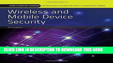 [PDF] FREE Wireless And Mobile Device Security (Jones   Barlett Learning Information Systems