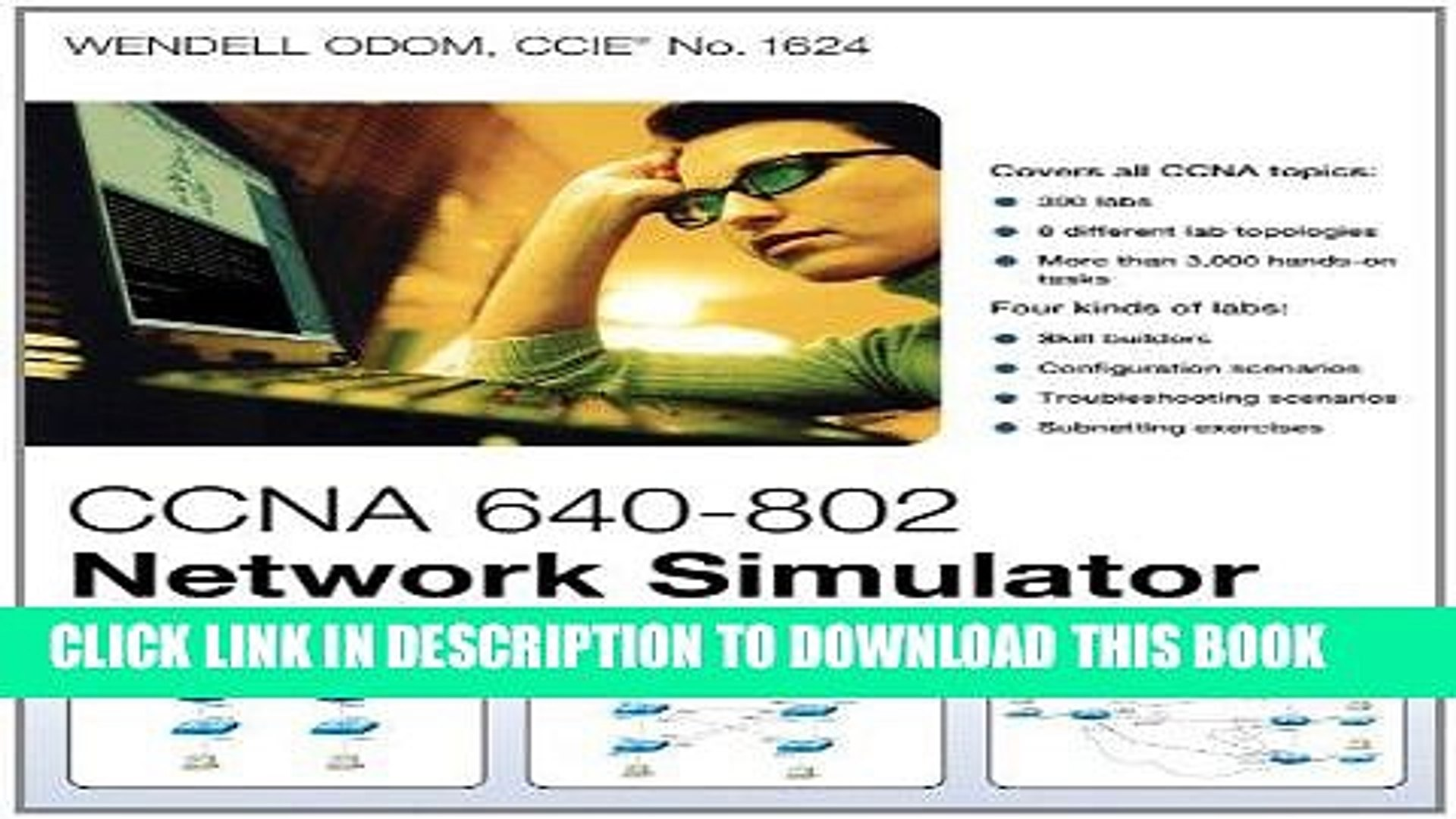 [PDF] FREE CCNA 640-802 Network Simulator (2nd Edition) [Download] Online