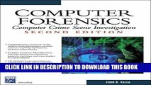 [PDF] FREE Computer Forensics: Computer Crime Scene Investigation (Networking Series) (Charles
