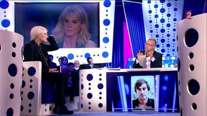 Vanessa Burggraf clashe Françoise Hardy