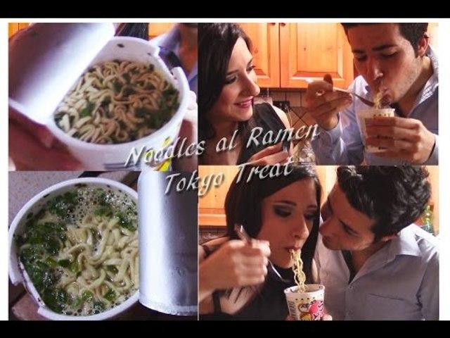 Diy - Prepariamo i Noodles al Ramen - Tokyo Treat Aprile (episodio 4)