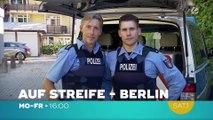 Folge 15 Auf Auf Streife – Berlin [Bloßgestellt – die Nackte auf der Straße] Staffel 1