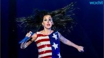 Katy Perry Cantó En Filadelfia Para Apoyar A Hillary Clinton
