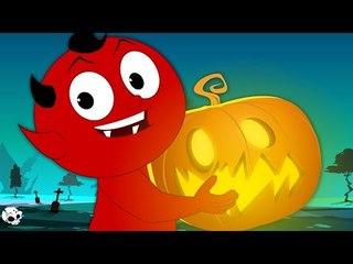 Jack O'Lantern | scary rhymes | halloween song | nursery rhymes | kids rhymes
