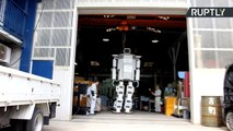 Giant Walking Robots Piloted by People Are Finally Here