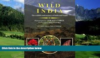 Books to Read  Wild India: The Wildlife and Scenery of India and Nepal  Full Ebooks Best Seller