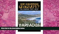 Books to Read  Jaw-Dropping Geography: Fun Learning Facts About Bustling Barbados: Illustrated Fun