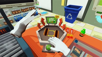 Job Simulator - Launch Trailer  PS VR de Job Simulator