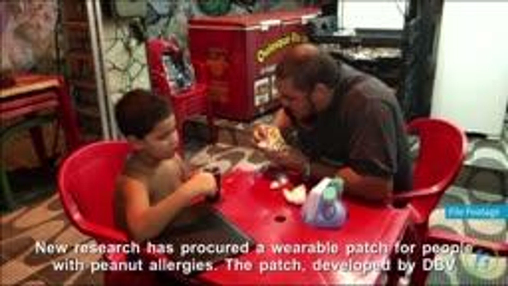 New Treatment For Peanut Allergy