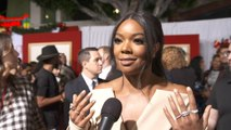 A Stunning Gabrielle Union Talks About Her Baby At 'Almost Famous' Premiere