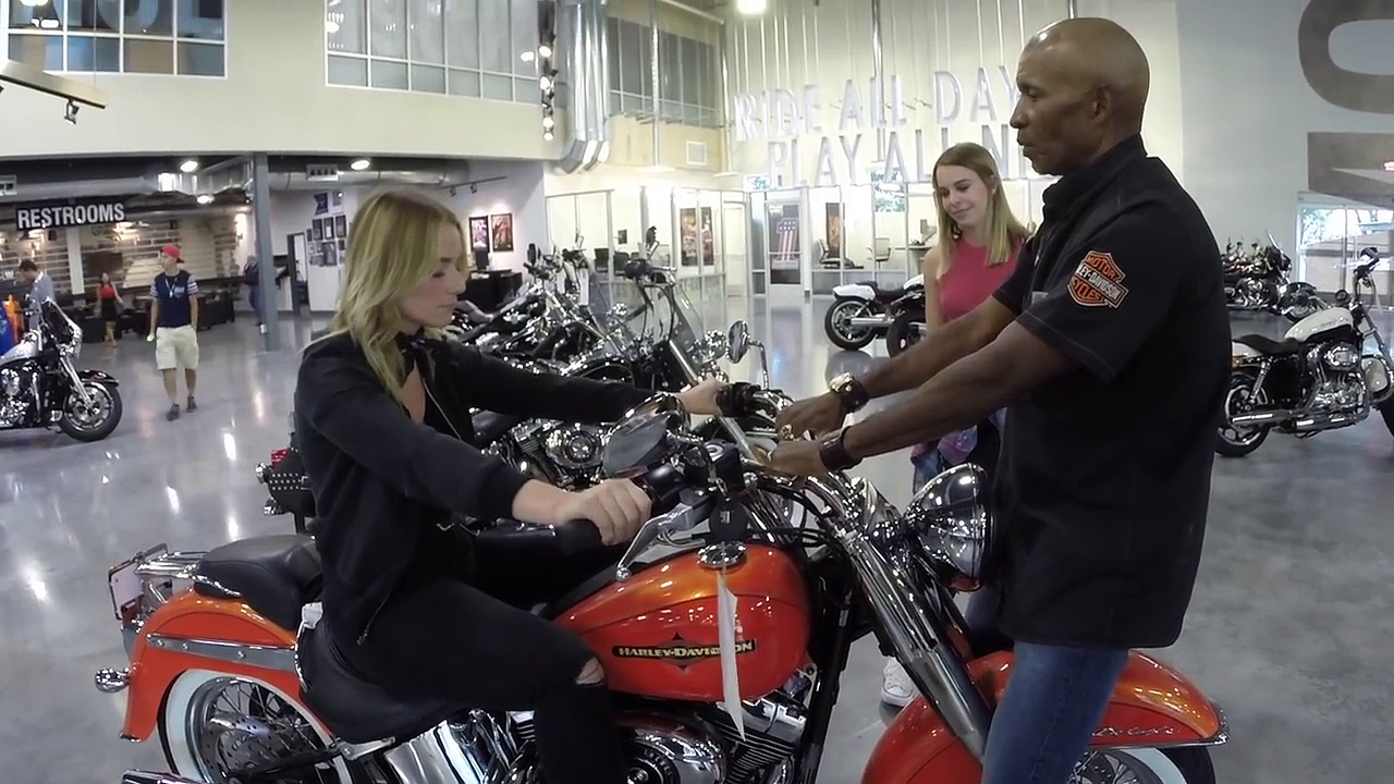 Las Vegas Harley-Davidson Riding Academy | Harley-Davidson