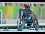 Athletics | Men's 100m - T52 Final  | Rio 2016 Paralympic Games