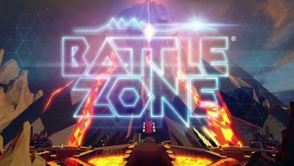 Battlezone Cobra Gameplay Trailer PlayStation VR de