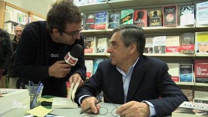 François Fillon en dédicace à Neuilly - Le Petit Journal du 07/11