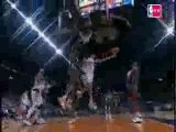 NATE ROBINSON BLOCK YAO ON TOP TEN NBA TV
