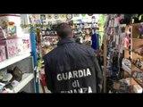Cosenza - Guardia di Finanza sequestra oltre 3 milioni di maschere di Halloween (30.10.16)