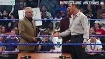 Randy Orton Slaps The Phenom Undertaker WWE SmackDown 2005